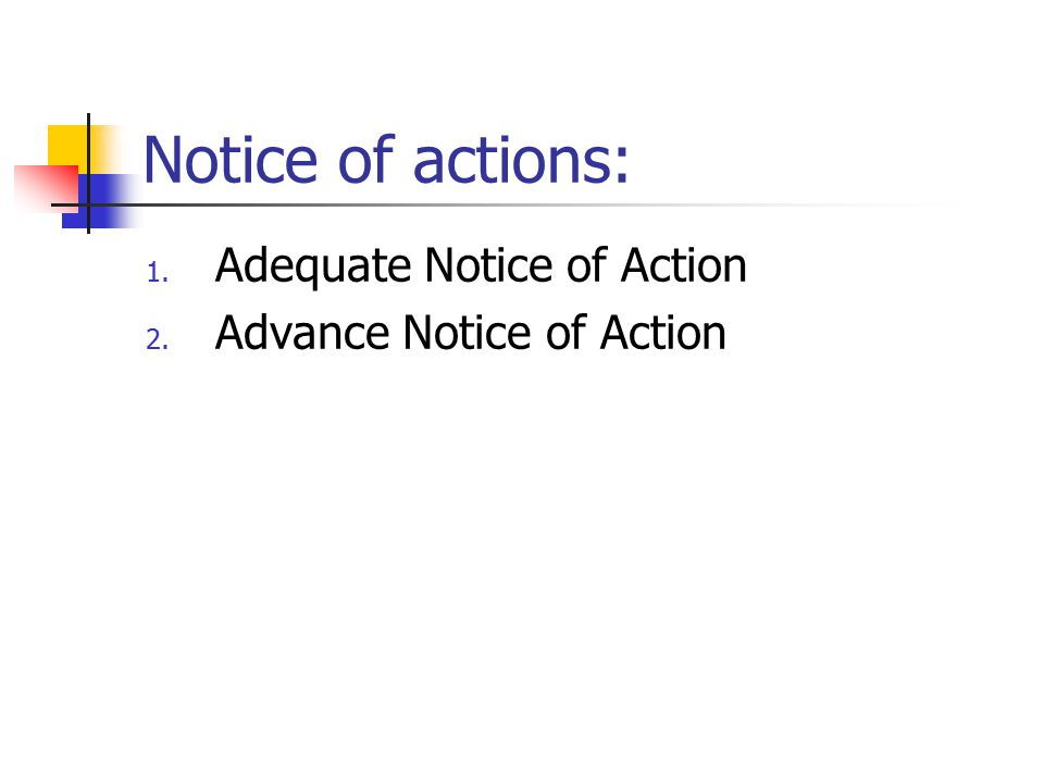 Grievance Recipient's expression of dissatisfaction about service issues, other than an action.