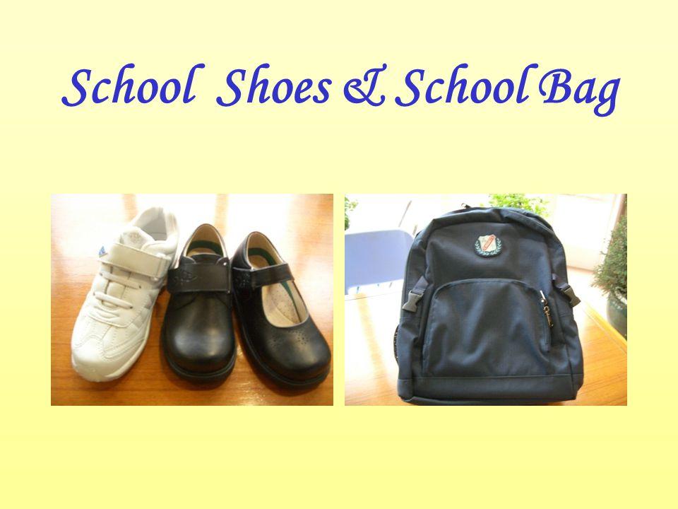 School Shoes & School Bag