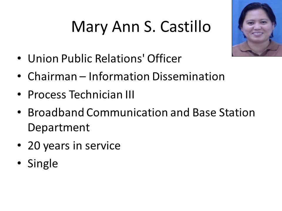 Mary Ann S.