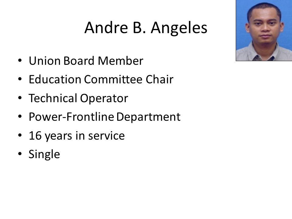 Andre B.