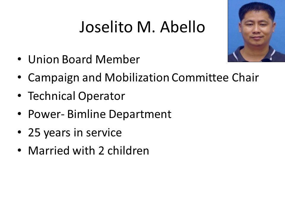 Joselito M.