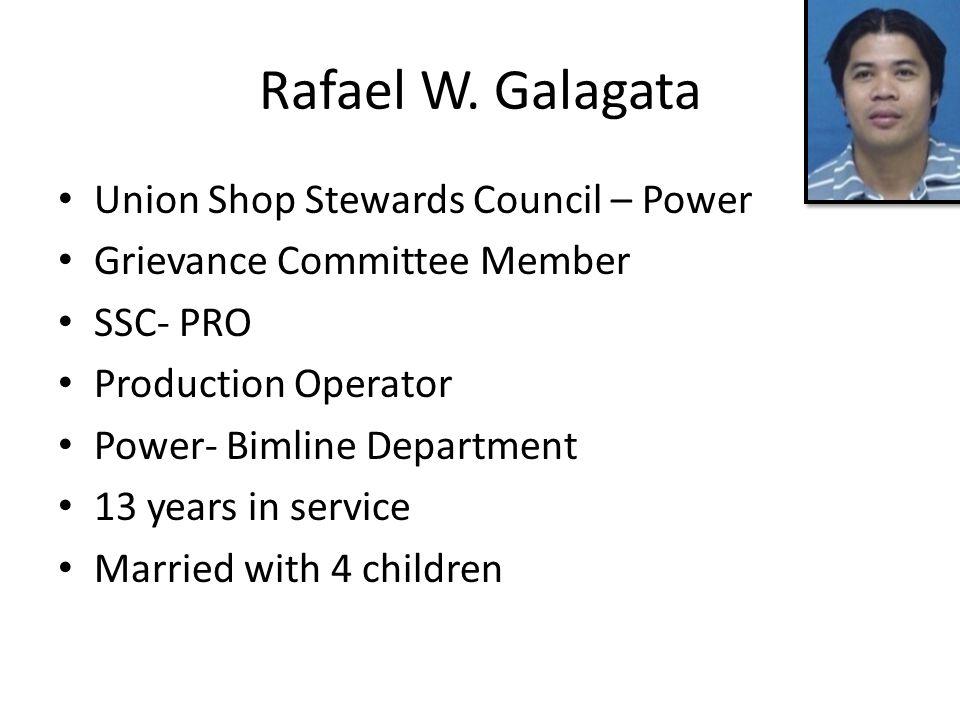 Rafael W.