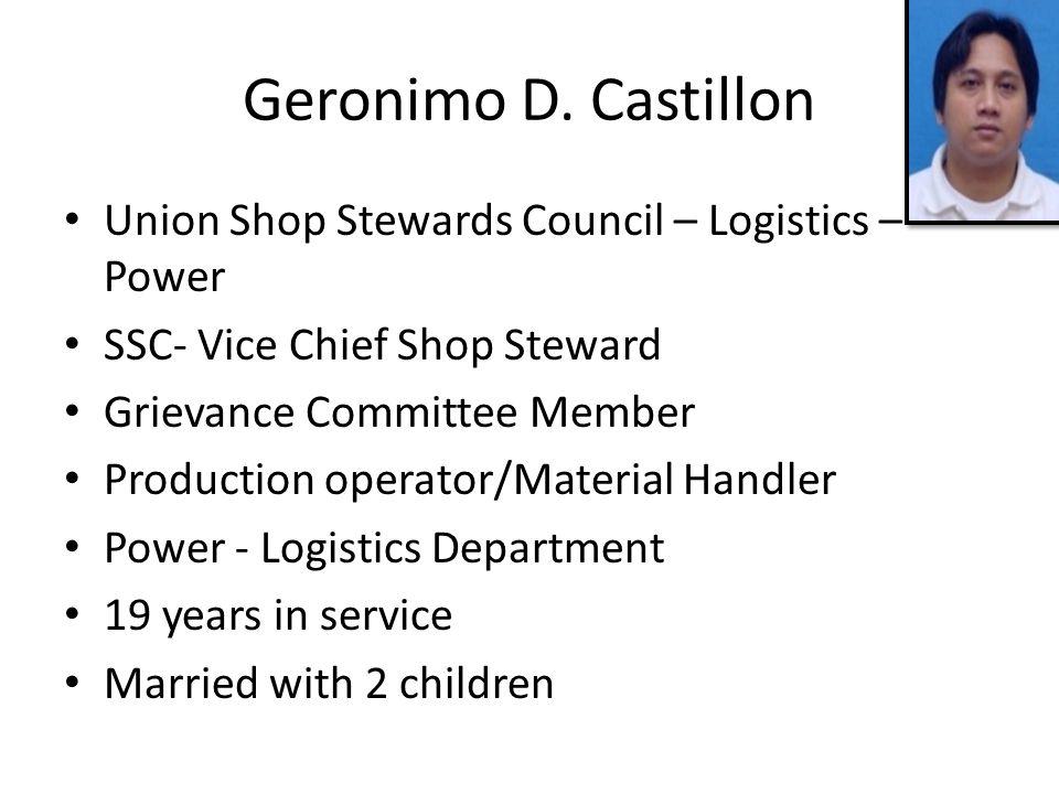 Geronimo D.