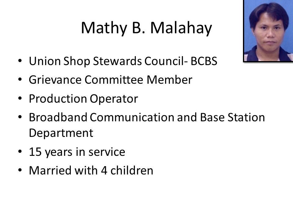 Mathy B.
