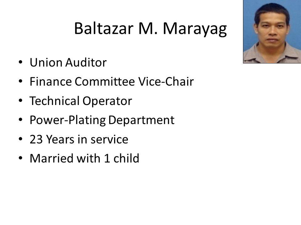 Baltazar M.