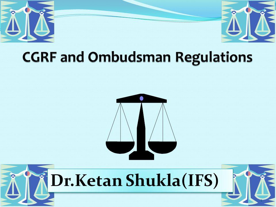 Dr.Ketan Shukla(IFS) 1
