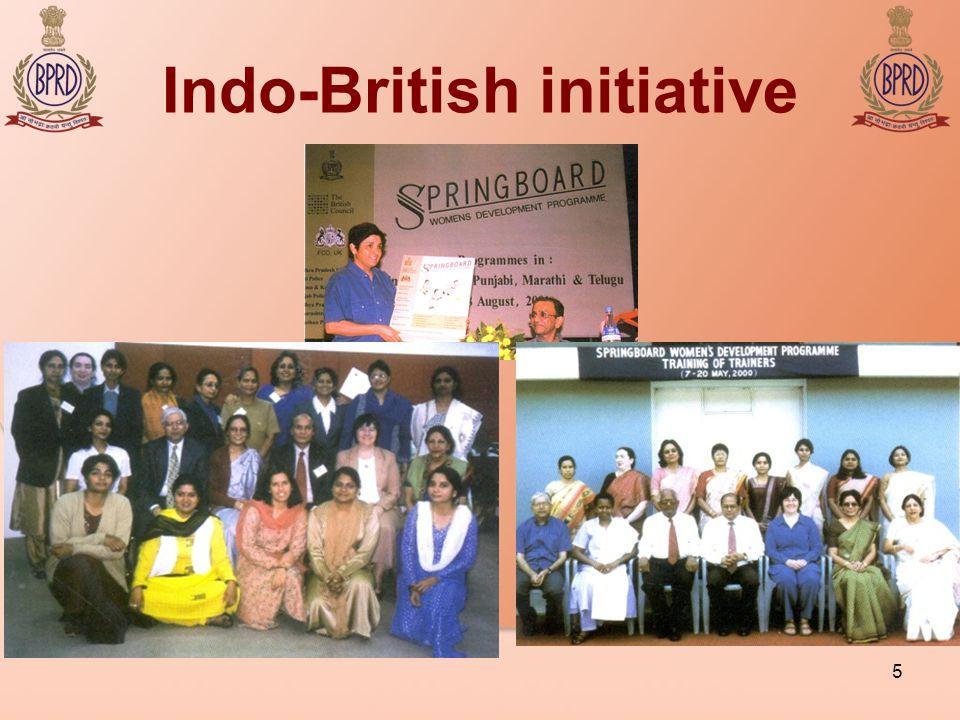 Indo-British initiative 5