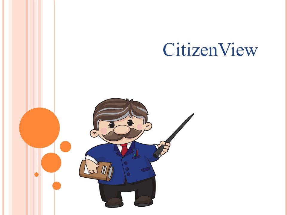 CitizenView