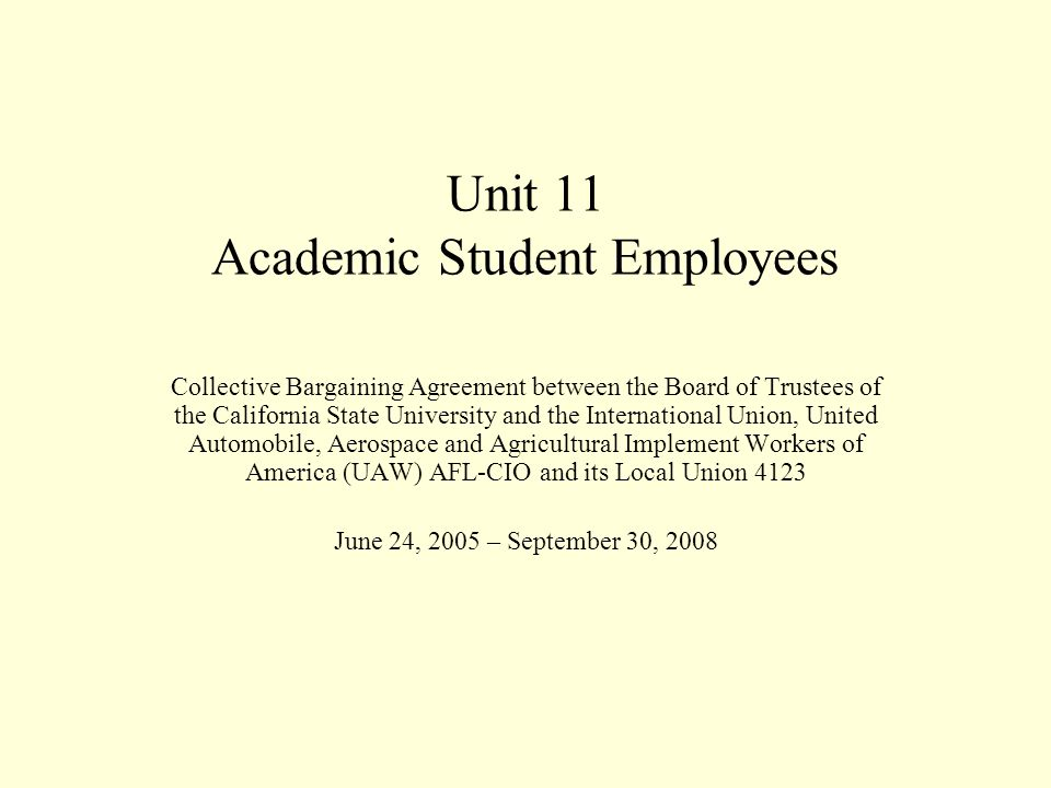 Article 18 - Salary Fiscal Year 2005/2006 One-time bonus of $54.00 to any Unit 11 employee who receives pay for any period of work performed between July 1, 2005 and December 31, 2005.