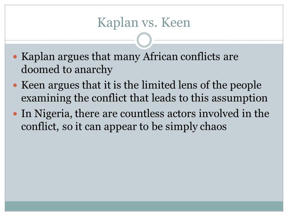Kaplan vs.