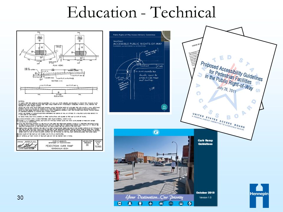 30 Education - Technical
