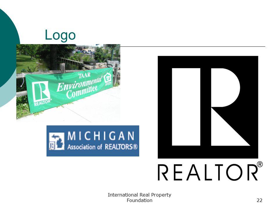 International Real Property Foundation22 Logo
