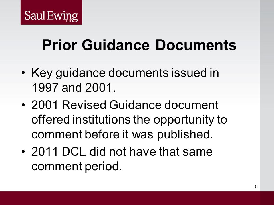 A word on confidentiality from the Department of Education... 29