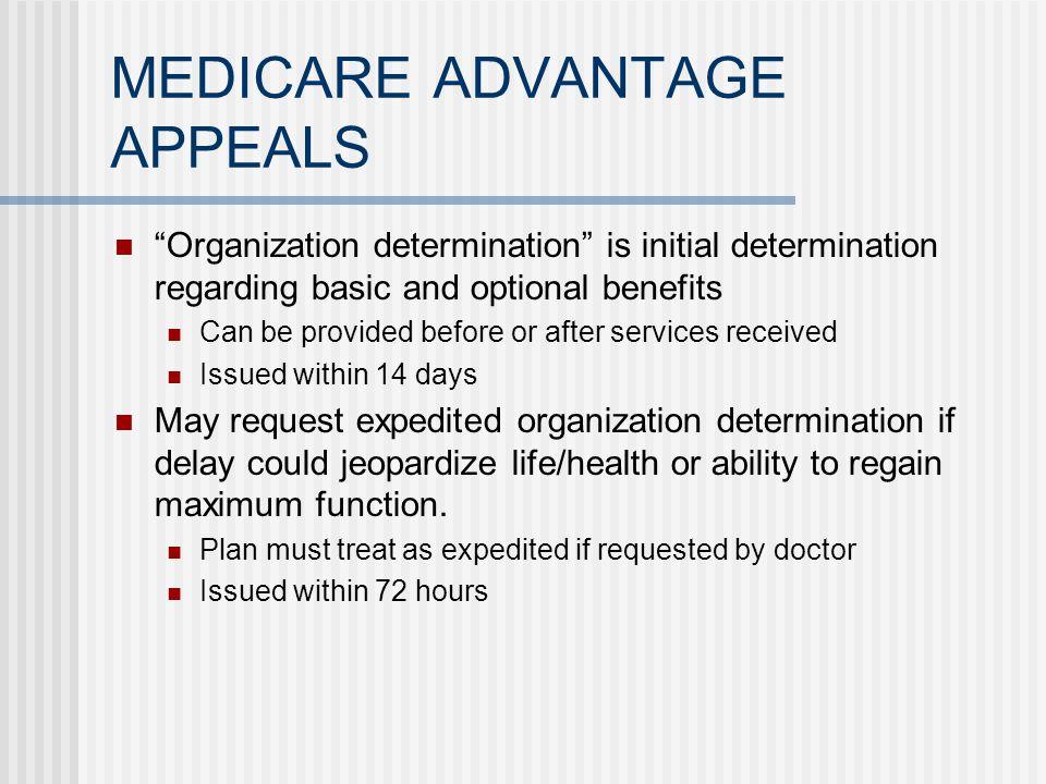 CENTER FOR MEDICARE ADVOCACY, INC. _________________ www.medicareadvocacy.org