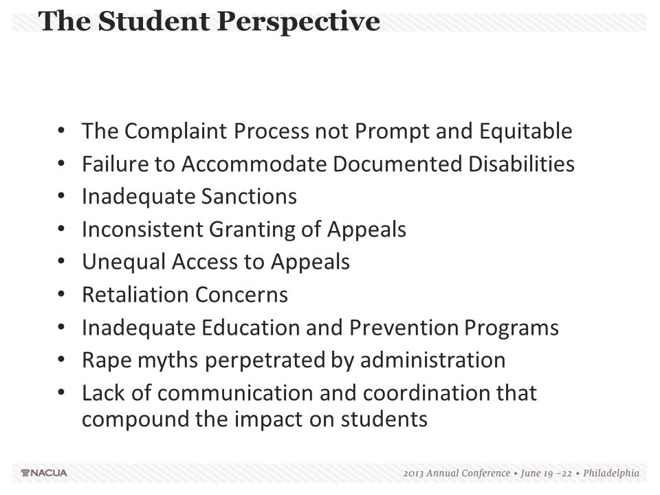 2011 Dear Colleague Letter – As discussed in the 2001 Guidance, if the complainant continues to ask that his or her name or other identifiable information not be revealed, the school should evaluate that request in the context of its responsibility to provide a safe and nondiscriminatory environment for all students.