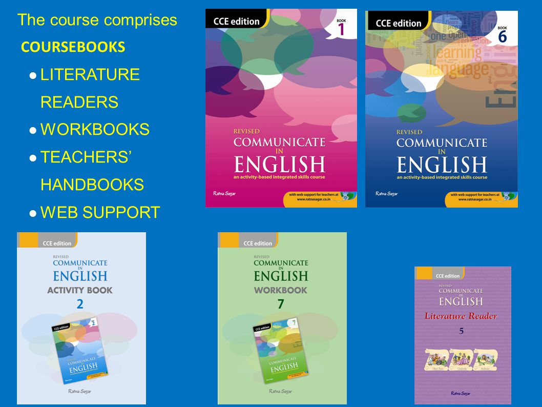 Books A and B have attractive talk-about colour pages to encourage children to observe closely and generate vocabulary focus on the practice of Phonic patterns, introduction of elementary language patterns, talk-about activities, sequencing activities, matching and colouring exercises and solving puzzles have special notes FOR THE TEACHERat the end of the book that comprise activities, poems, songs and stories for classroom use
