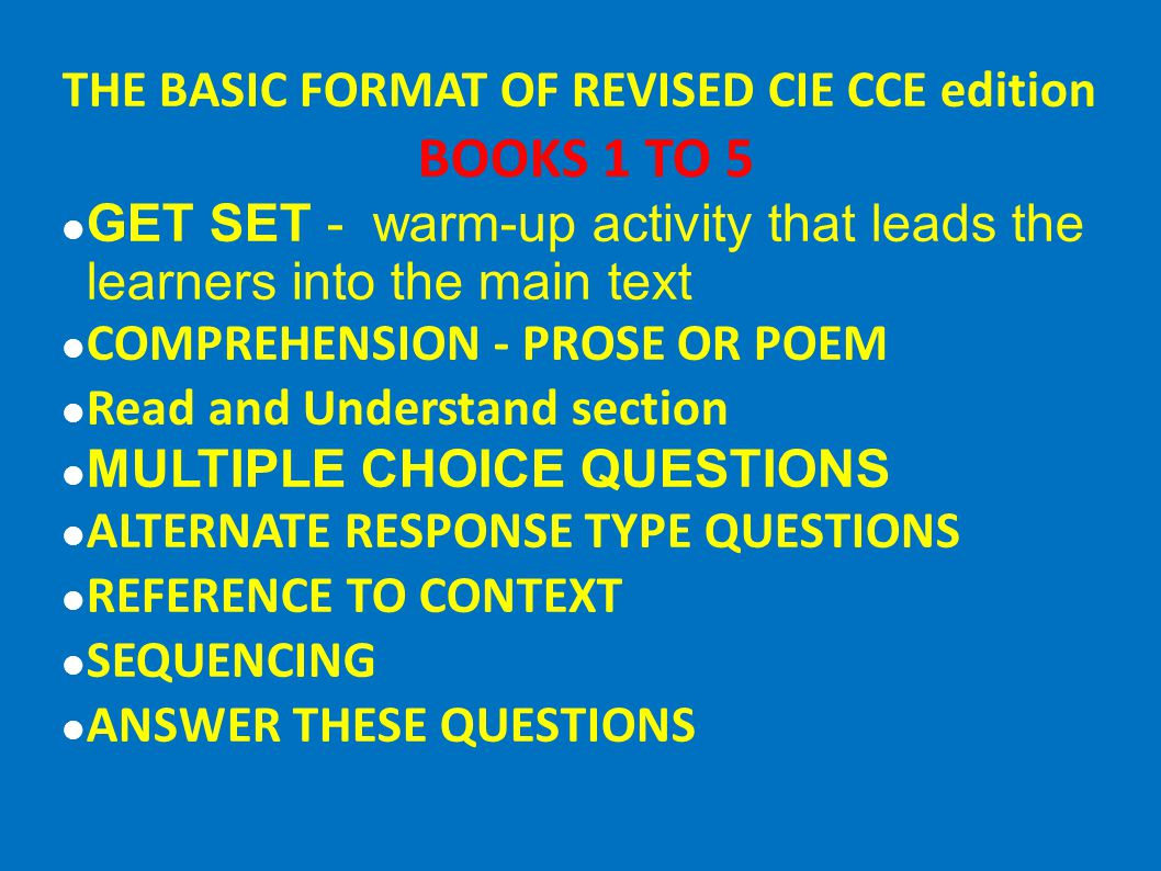 The features covered so far give recognition to the SCHOLASTIC ASPECT OF LEARNING The assessment in the SCHOLASTIC area may be done using multiple techniques of evaluation.