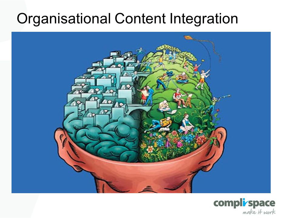 Organisational Content Integration