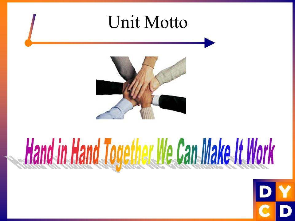 Unit Motto