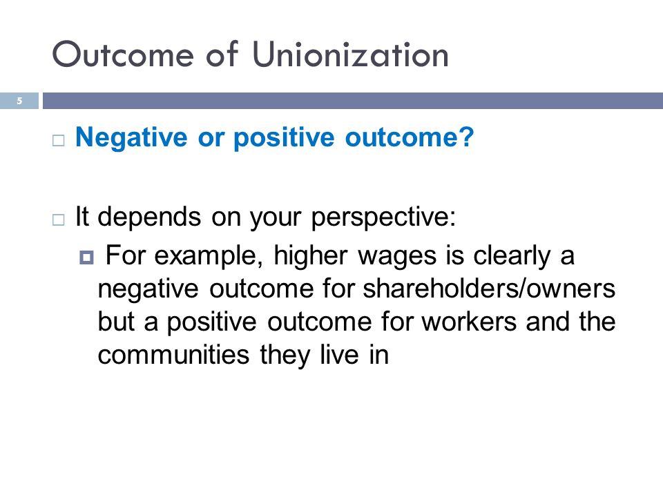 When Negotiations Break Down: Labor Options 12-16