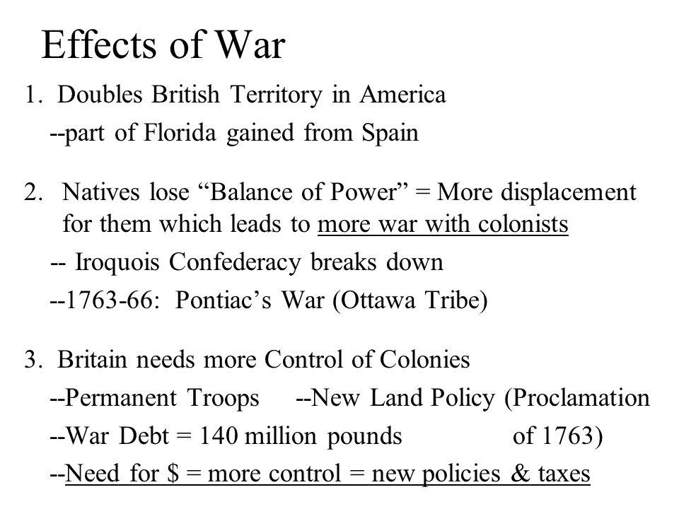Effects of War 1.