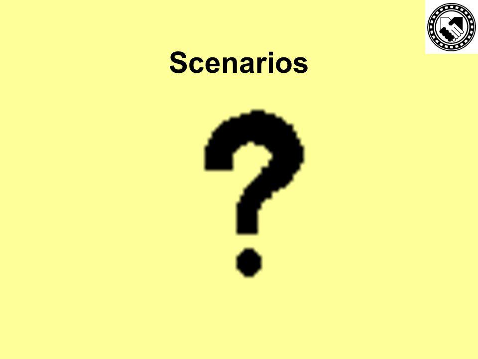 Scenarios