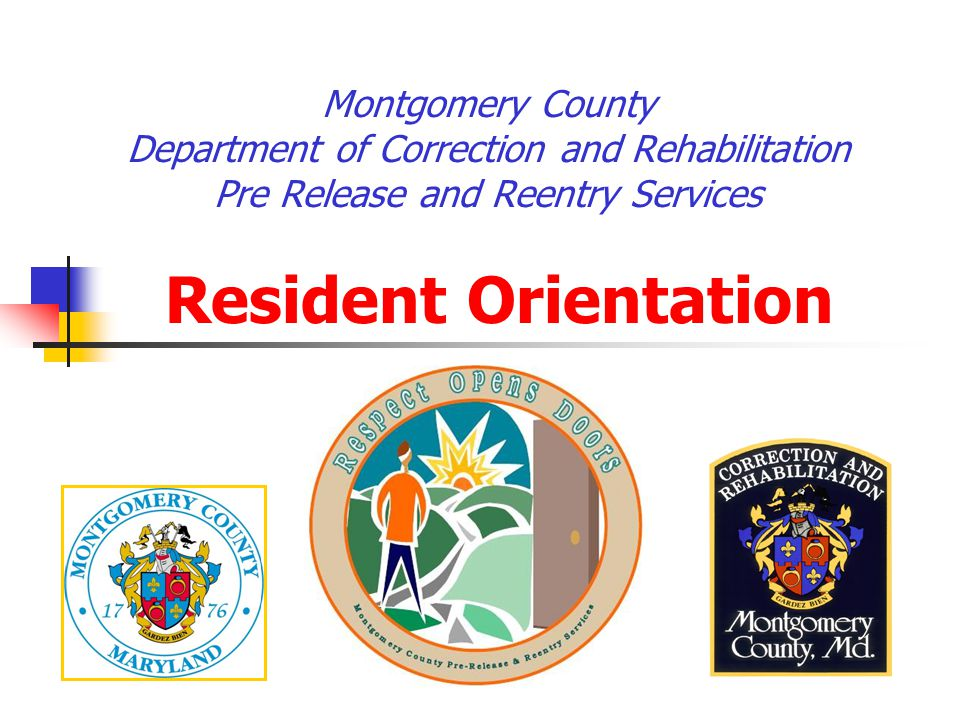 Reentry Mission Mission of Pre-Release and Reentry Services: The mission of the programs is to provide community residential and non-residential alternatives to secure confinement for adult residents and to provide reentry services while maintaining community safety.