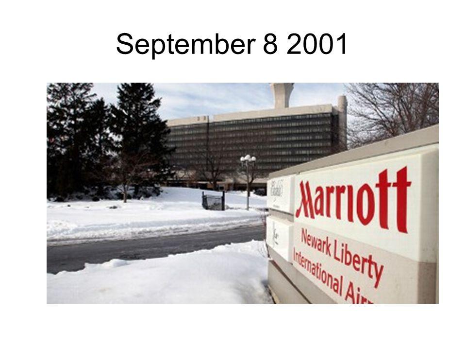 September 8 2001