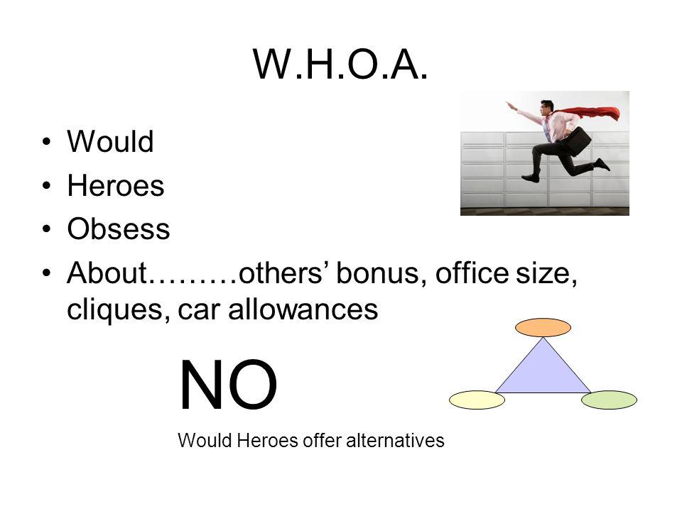 W.H.O.A.