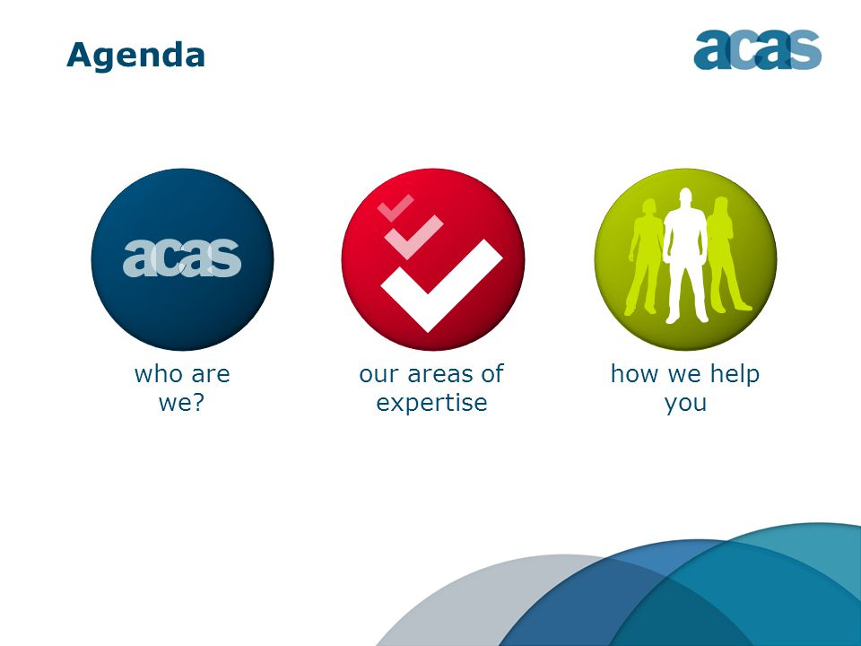 Agenda who are we how we help you our areas of expertise