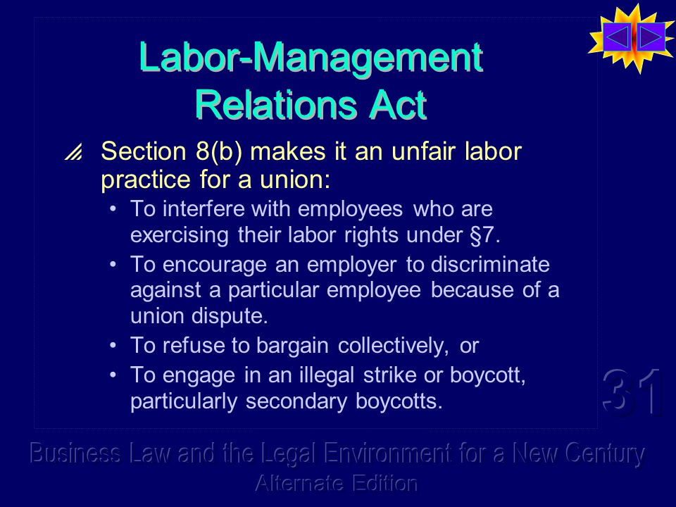 Replacement Workers  Management has the right to hire replacement workers during a strike.