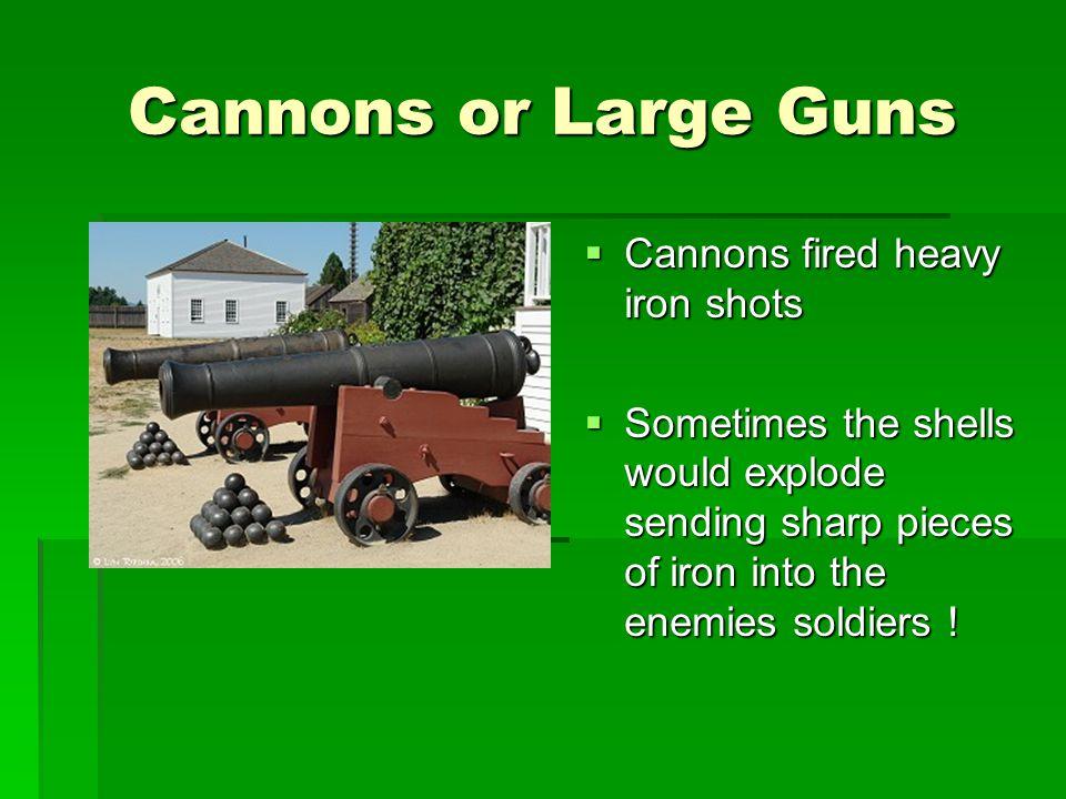 64. Artillery