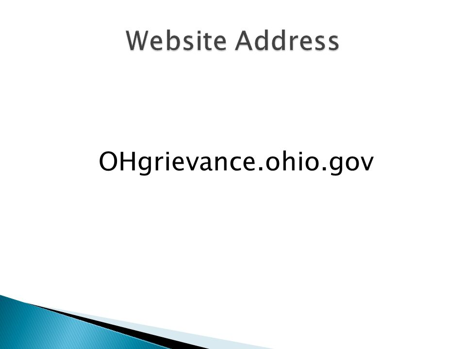  Date Grievance Arose – cannot be greater than current date (i.e., cannot use a future date)  Statement of Grievance - outline grievance details, free text, up to 32,000 characters  Resolution Requested - outline grievance details, free text, up to 32,000 characters