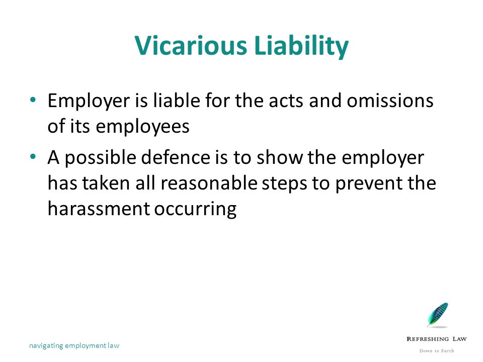 Moving forward Risk of victimisation claim if you move them into a different role unless they request that.