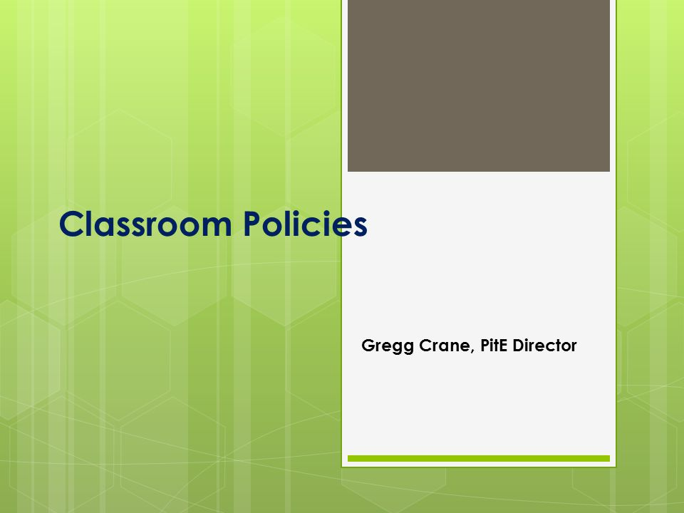 Discussion Topics  Waitlist Policy  Class Rosters  Grading and Record Keeping  Students making poor progress  Special Accommodations  Cheating and Plagiarism  GSI Relationships  Social Media  Office Hours