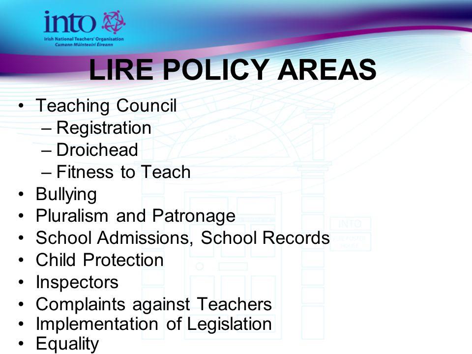 Complaints Procedure INTO Website