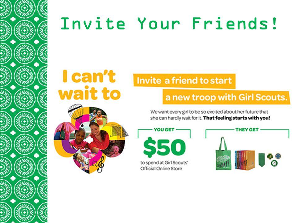 Invite Your Friends!