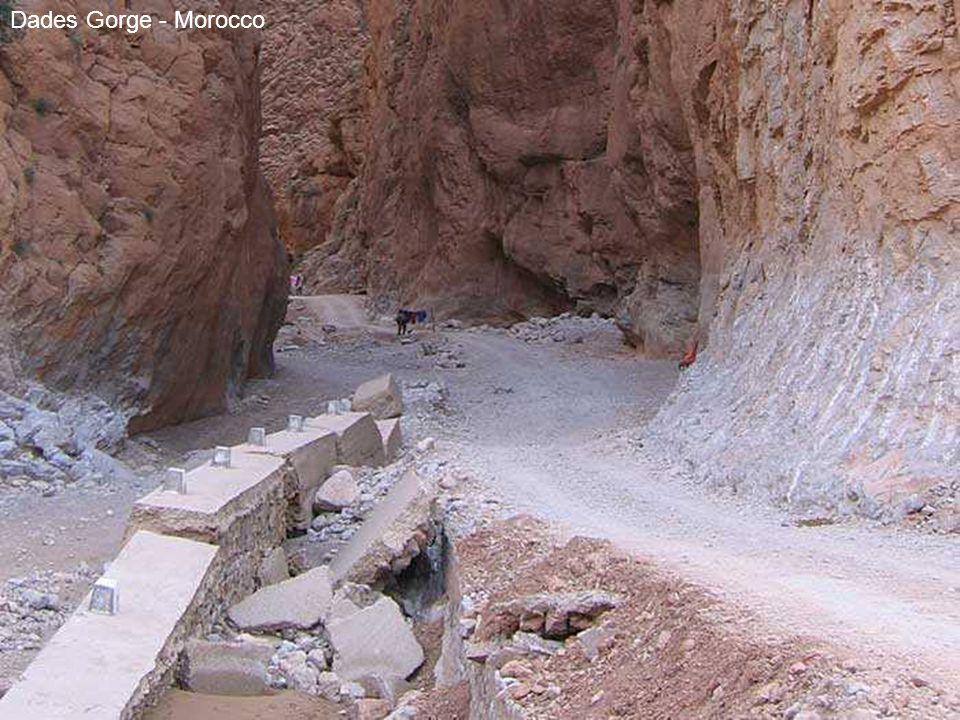 Dades Gorge – Morocco