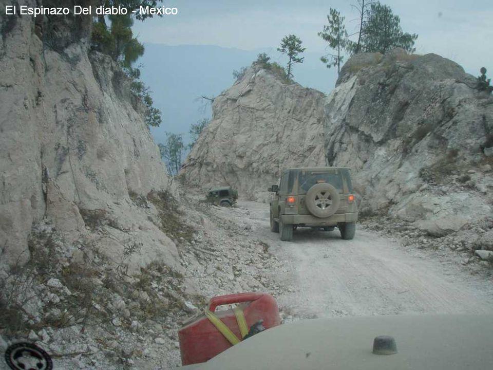 El Espinazo Del diablo - Mexico