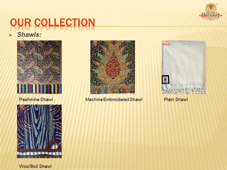  Stoles: Antique StoleCheck Design StoleJacquard Stole Kashmiri StoleHand Embroidered StoleLining Stole