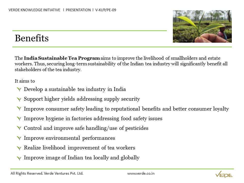 All Rights Reserved. Verde Ventures Pvt. Ltd.