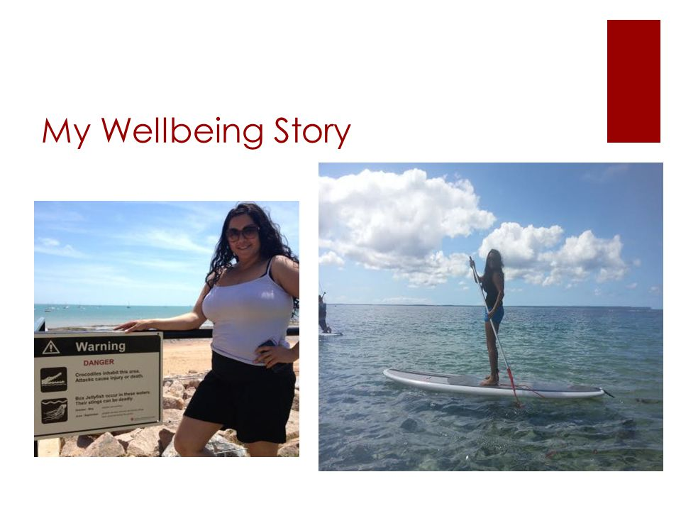 My Wellbeing Story