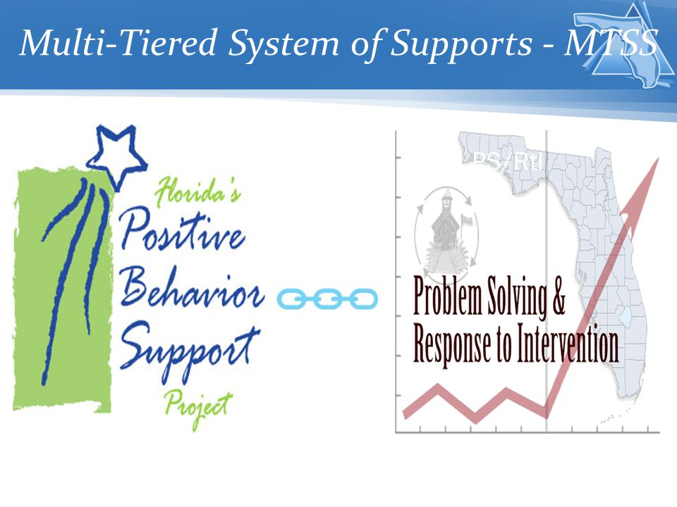 Multi-Tiered System of Supports - MTSS PBS PS/RtI