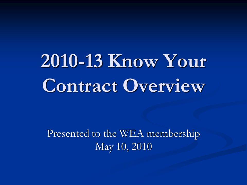 WEA Website http://westportea.org http://westportea.org
