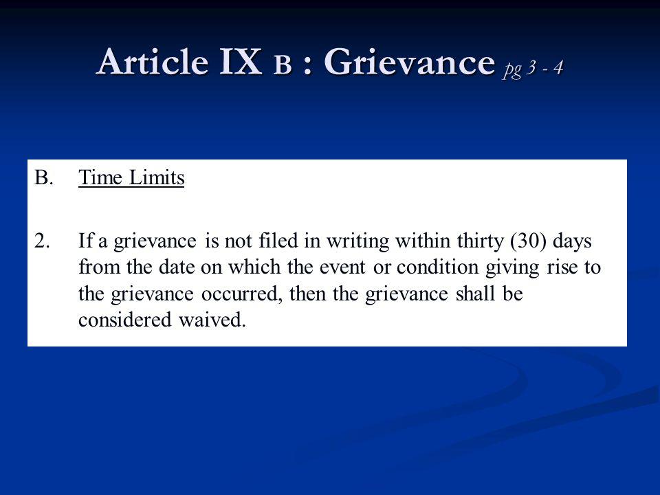 Article XXVII E&F Article XXVII E&F pg 21 Subbing for one period Subbing for one period Form posted on WEA website Form posted on WEA website