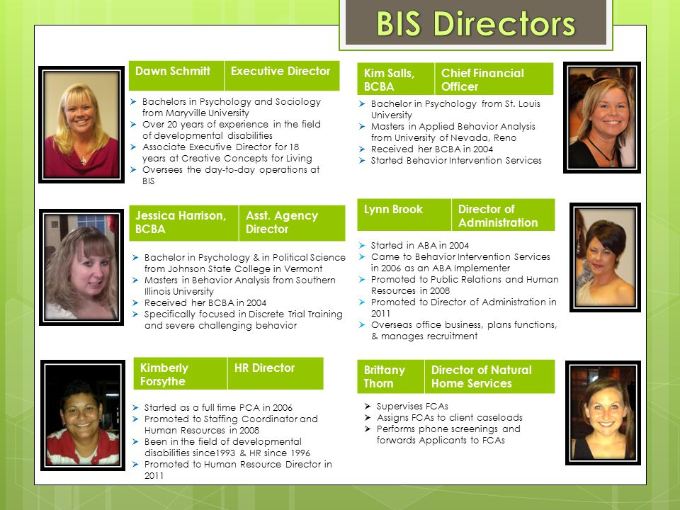 BIS Grievance Procedure Express grievance verbally to your immediate supervisor.