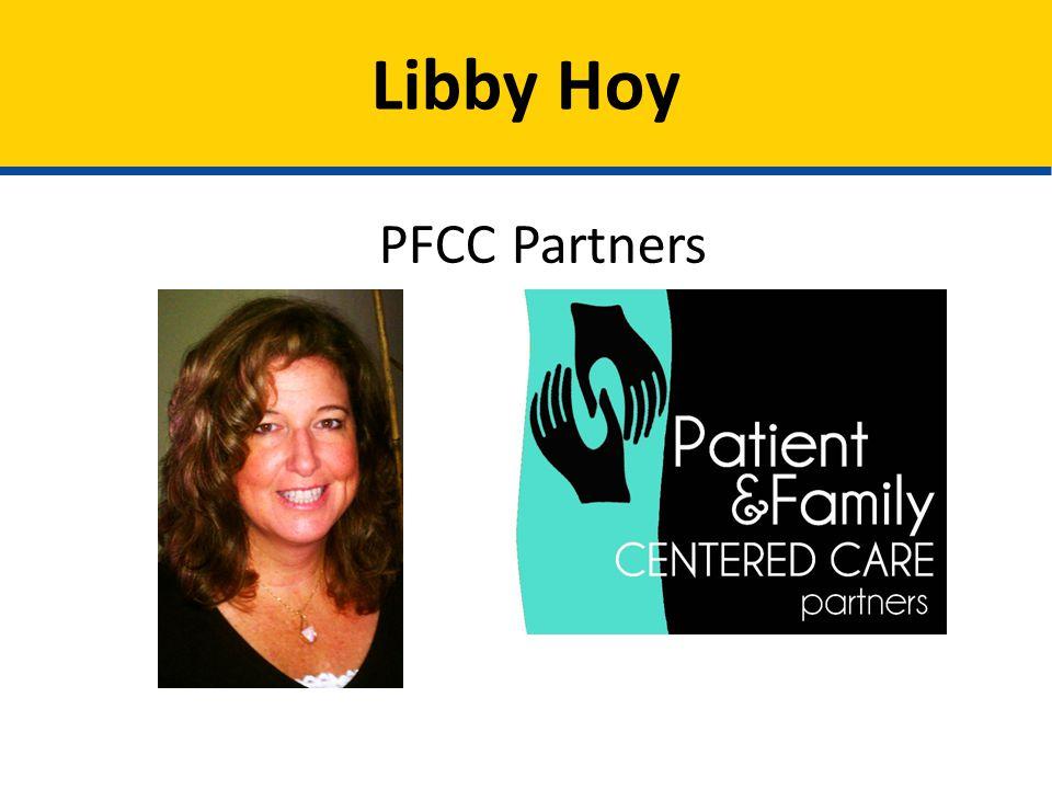 Libby Hoy PFCC Partners