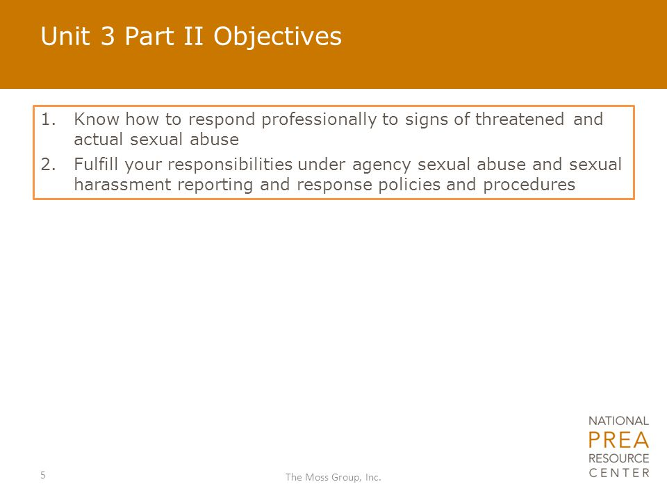 Allegations How might you receive a report or allegation.