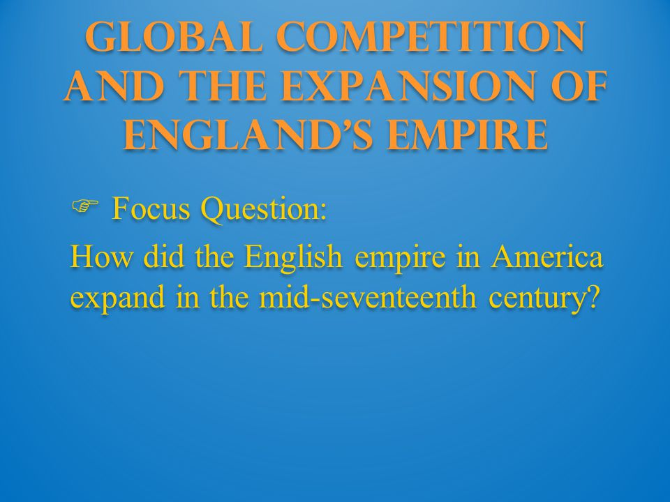 Origins of American Slavery  Focus Question: How was slavery established in the Western Atlantic world.