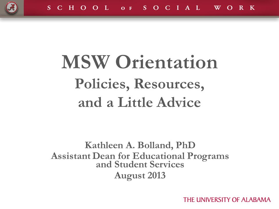 Overview 1.Emergency Situations 2.School and University Policies 3.Resources 4.Advice
